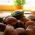 Black&White muffins