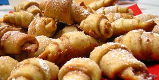 Kvaseni rogljicki z marmelado